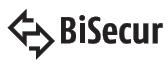 BiSecur Logo