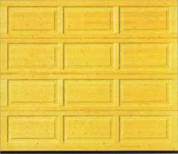 Hörmann LTH 40 Panels - Nordic Pine