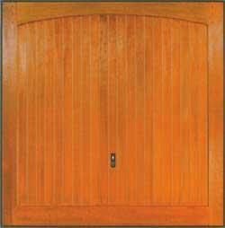 Up & Over GRP Infill Sample Door - Hörmann 2045 - Mayfield (Close Grain)